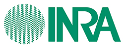 License and control logo of INRA