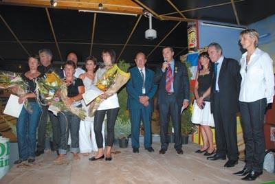 2007 : 1ère Mondiale : Premières mycorhizes de Tuber Magnatum (Truffe Blanche)