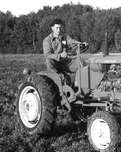 1948 : création des Pépinières Robin